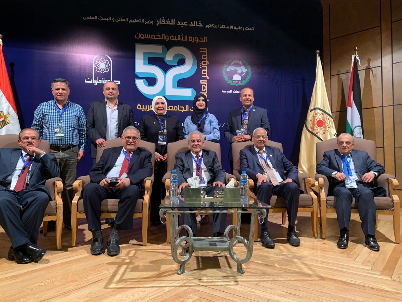 رئيس جامعة عمان الأهلية يترأس الاجتماع الأول للجنة المجالس والمراكز باتحاد الجامعات العربية في شرم الشيخ