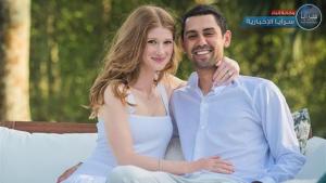 نايل نصار و جينفر جيتس يعلنان زواجهما بحفل سري   ..  صور