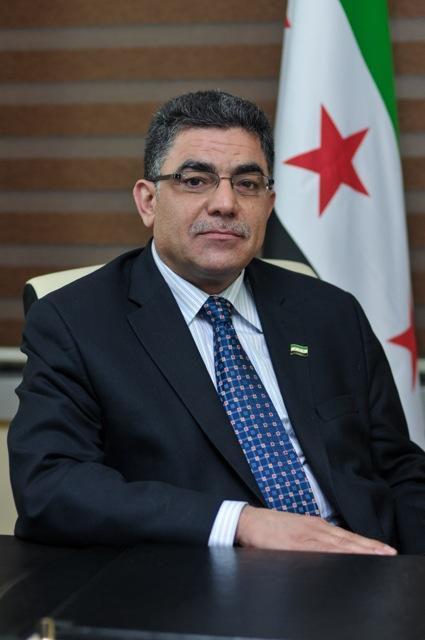 المعارضة تختار غسان هيتو رئيساً للحكومة الإنتقالية السورية