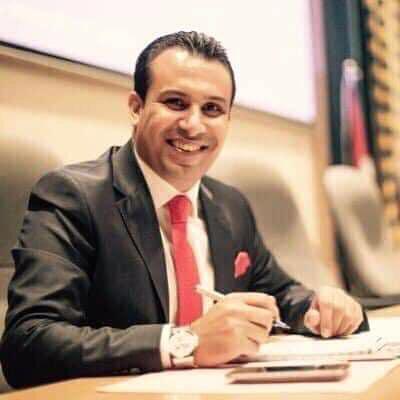 الدكتور نواف العجارمة .. مبارك المنصب الجديد
