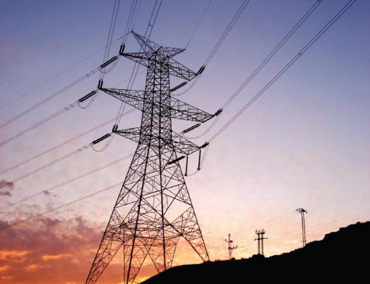 3.6 % انخفاض صادرات الكهرباء في 9 أشهر