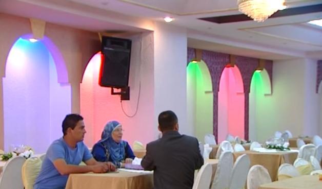 كاميرا خفيه مع المواطنين صالة الافراح
