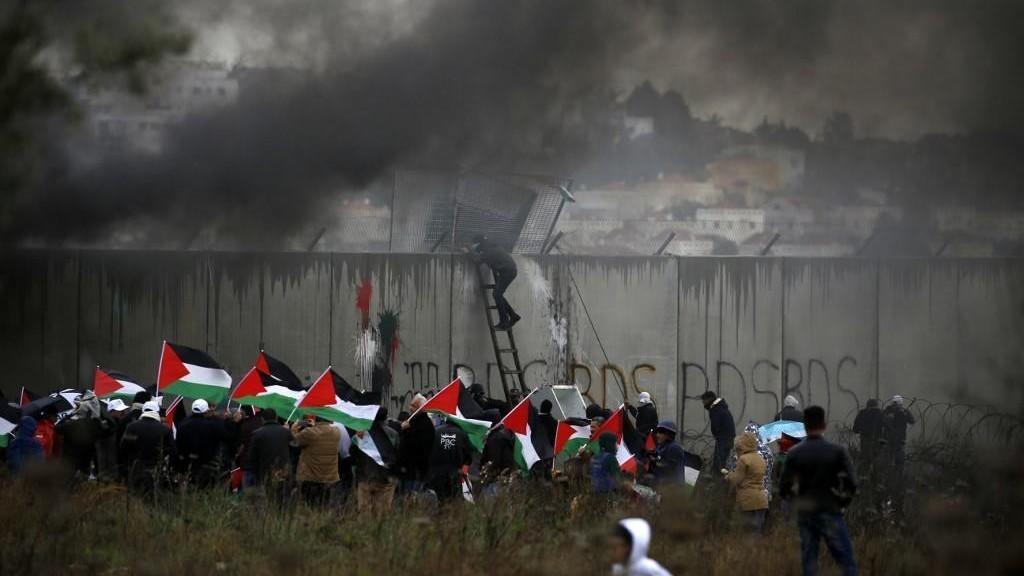 استشهاد فلسطيني قرب طولكرم