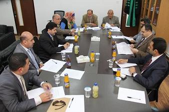 اليرموك تستضيف الاجتماع السادس لرابطة كليات الصيدلة
