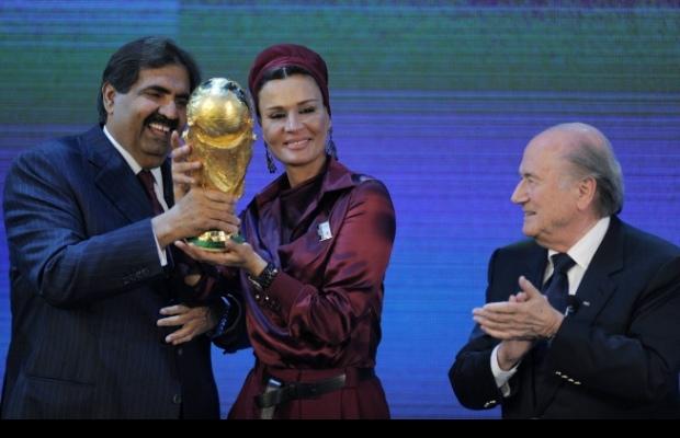 صحف اجنبية تتحدث عن احتمال سحب تنظيم كأس العالم من قطر  ..  تفاصيل