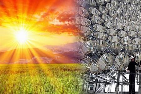 ألمانيا تطور أكبر شمس اصطناعية