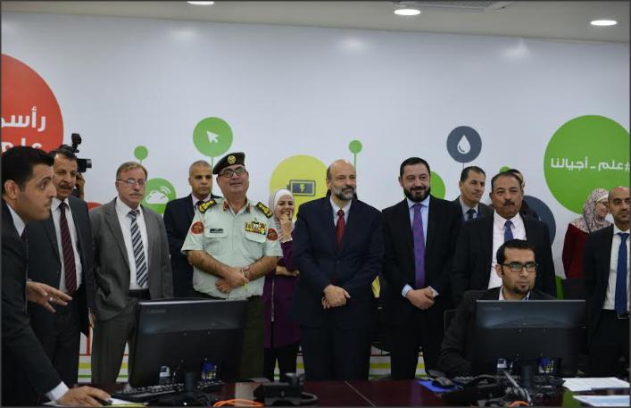 أمنية تزود 2652 مدرسة حكومية و112 مديرية ومبنى إداري في المملكة بخدمات الانترنت الآمن مجاناً