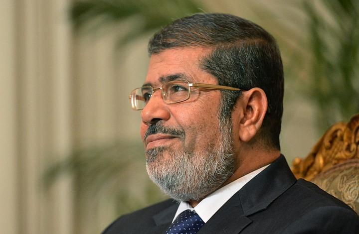 """فلسطيني بغزة يطلق على اسم مولوده الجديد """"محمد مرسي"""""""