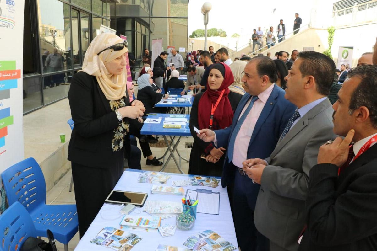 """""""عمان العربية"""" تستضيف معرض وزارة العمل الوظيفي"""