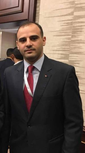 سعد الرواشدة مبارك الدكتوراة
