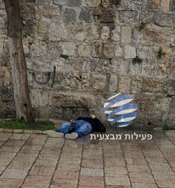 إطلاق النار على فلسطيني بزعم محاولته تنفيذ عملية طعن بالبلدة القديمة بالقدس
