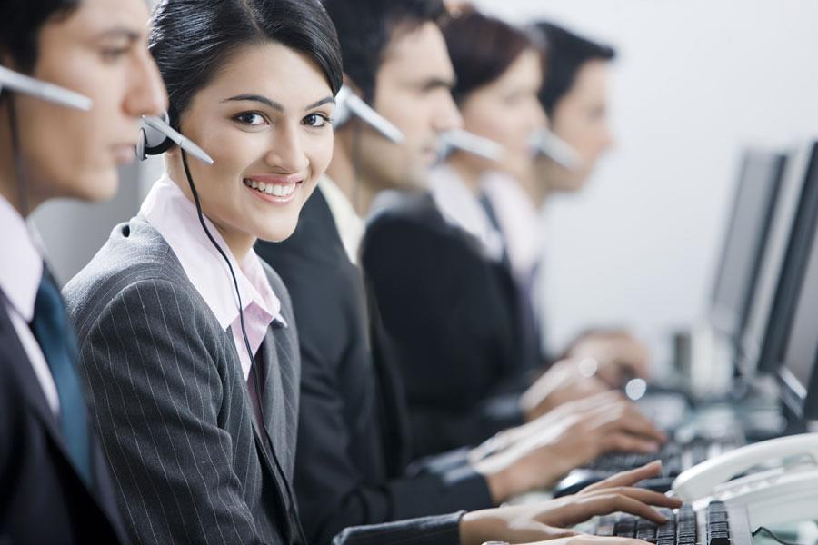 مطلوب موظفي call center براتب 400 دينار