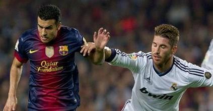 بيدرو يشجع راموس على الانضمام إلى برشلونة