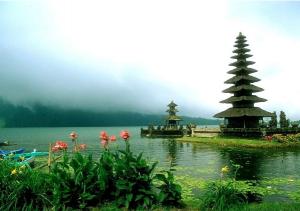بالصور.. جزيرة بالي.. حسناء أندونيسية تأسر قلوب سائحي العالم