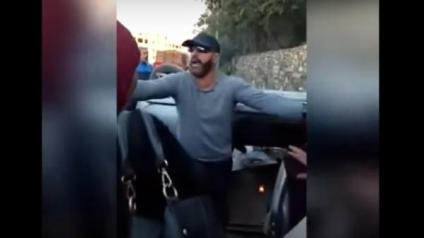 والدة الفتاة التي أنقذها أحمد السقا تشكره على الهواء