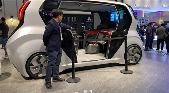 إل.جي إلكترونيكس تتحول إلى السيارات الصديقة للبيئة بحلول 2030