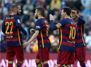 برشلونة يستعيد لاعبه أمام ريال بيتيس