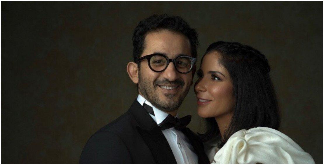 """شاهدوا بالفيديو  ..  """"لي لي"""" إبنة أحمد حلمي و منى زكي بظهور نادر جداً  ..  خليط من والديها"""
