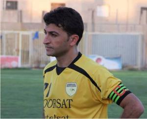 لأردني عبد الله صلاح يعلن اعتزاله كرة القدم